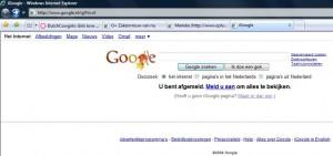 Herfst volgens Google!